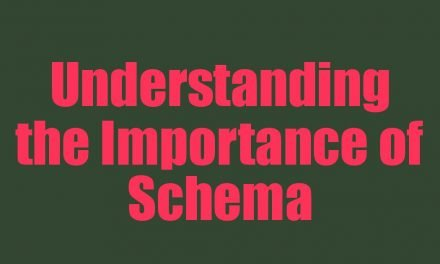 Understanding the Importance of Schema