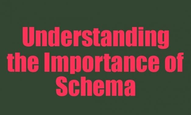 Understanding the Importance of Schema