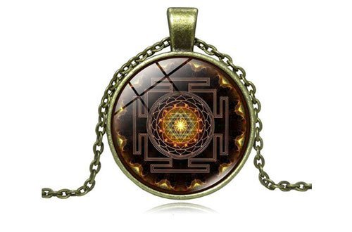 Sacred Geometry Manifestation Pendant Review